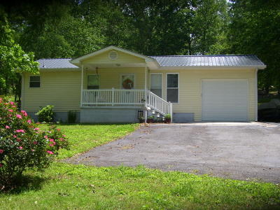 Whitwell Single Family Home For Sale: 10630 Tn-28