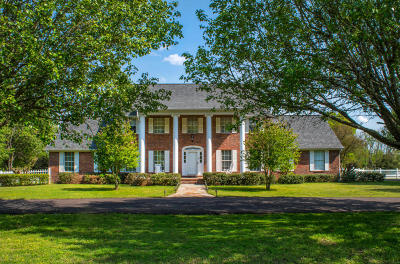 Dayton Single Family Home For Sale: 3712 Double S Rd