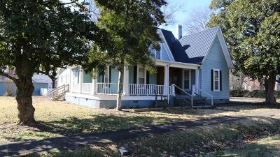 Spring City Single Family Home Contingent: 303 W Rhea Ave