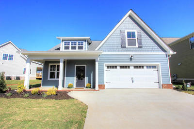 Chattanooga Single Family Home For Sale: 4806 Preserve Dr