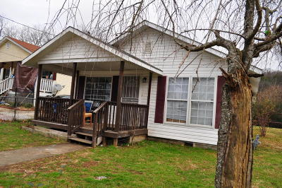 Chattanooga Single Family Home For Sale: 4110 13th Ave