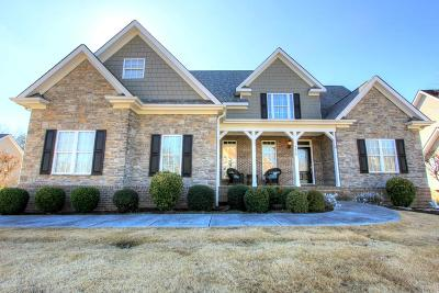 Ooltewah Single Family Home Contingent: 4029 Platinum Way