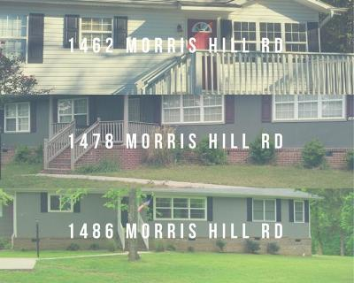 Chattanooga Multi Family Home For Sale: 1486 Morris Hill Rd