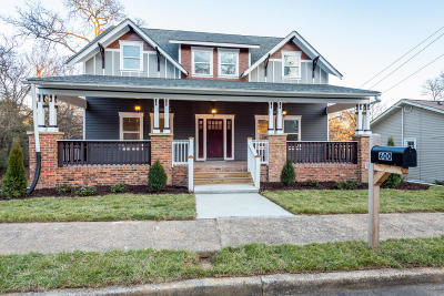 Chattanooga Single Family Home For Sale: 600 Lytle St