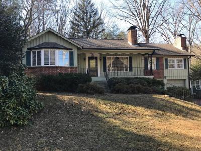 Chattanooga Single Family Home For Sale: 1929 Hixson Pike
