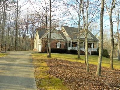 Signal Mountain Single Family Home Contingent: 8041 Mill Creek Rd