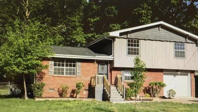 Chattanooga TN Single Family Home For Sale: $159,000