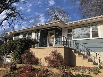 Chattanooga Single Family Home For Sale: 711 Oxford Rd