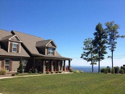 Signal Mountain Single Family Home For Sale: 7514 Raptors Roost Ln