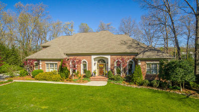 Signal Mountain Single Family Home For Sale: 419 Gentlemens Ridge