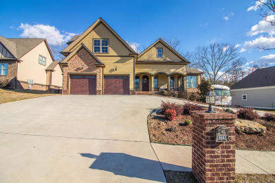 Harrison Single Family Home Contingent: 6258 Stoney River Dr #Lot # 12