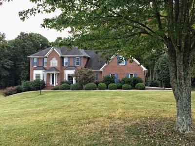 Dalton Single Family Home For Sale: 1135 Glen Cove Dr