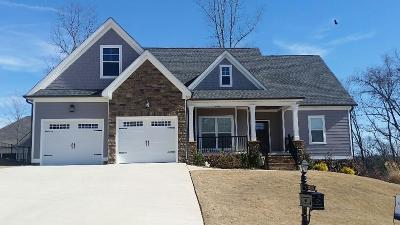 Ringgold Single Family Home For Sale: 28 Angel Oak Way