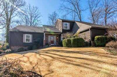 Chattanooga Single Family Home For Sale: 710 Rocky Shadows Dr