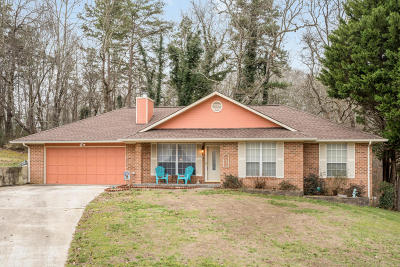 Harrison Single Family Home Contingent: 8716 Poplar Bend Dr