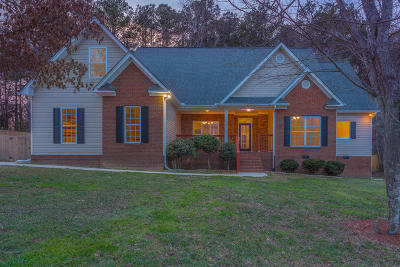 Ringgold Single Family Home Contingent: 68 Jays Way