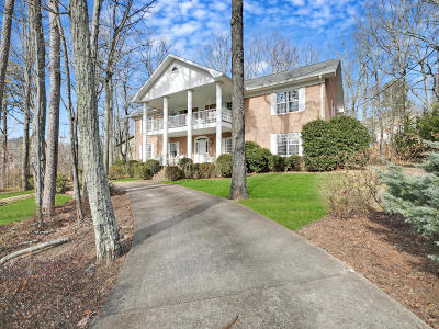 Signal Mountain Single Family Home For Sale: 16 Rock Crest Dr
