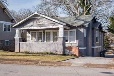 Chattanooga Multi Family Home For Sale: 911 Barton Ave