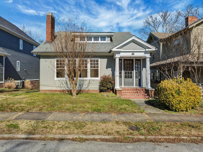 Chattanooga Single Family Home For Sale: 1405 Chamberlain Ave
