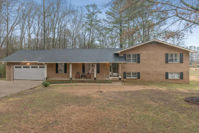 Chattanooga Single Family Home For Sale: 2117 Colonial Parkway Dr