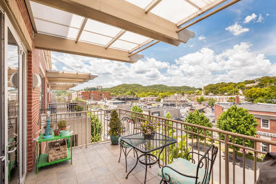 Chattanooga Condo For Sale: 4 Cherokee Blvd #Apt 418