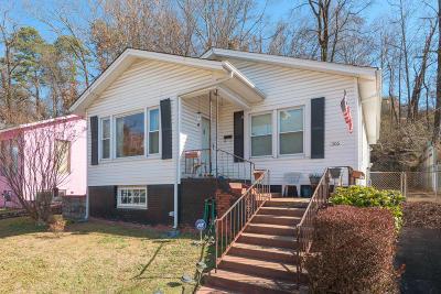 Chattanooga Single Family Home For Sale: 1306 Hixson Pike