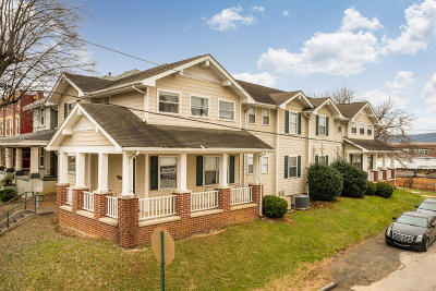 Chattanooga Multi Family Home Contingent: 1601 Mitchell Ave