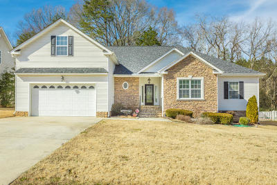 Ooltewah Single Family Home Contingent: 7710 Prince Dr
