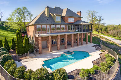 Ooltewah Single Family Home For Sale: 2284 Heavenly View
