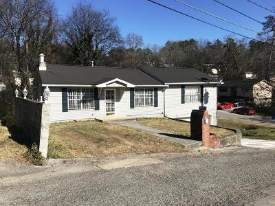 Chattanooga Single Family Home For Sale: 623 Shannon Ave
