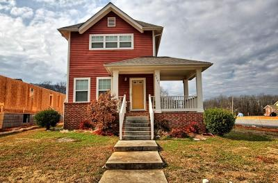 Chattanooga Single Family Home Contingent: 3521 Highland Ave