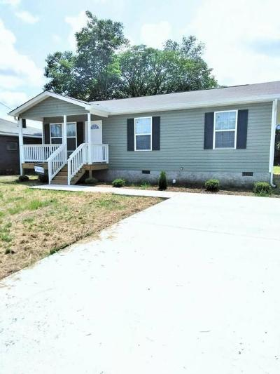 Chattanooga Single Family Home Contingent: 2707 Cannon Ave