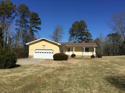 Ooltewah Single Family Home Contingent: 9331 Houston Ln