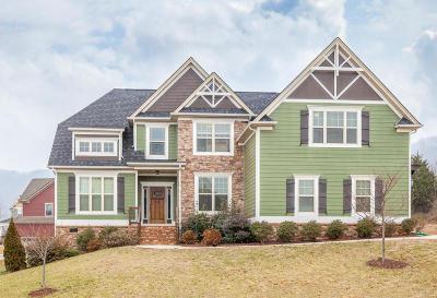 Ooltewah Single Family Home For Sale: 7522 Sandy Creek Ln