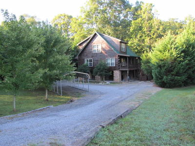 Benton Single Family Home For Sale: 116 Tree Frog Ln