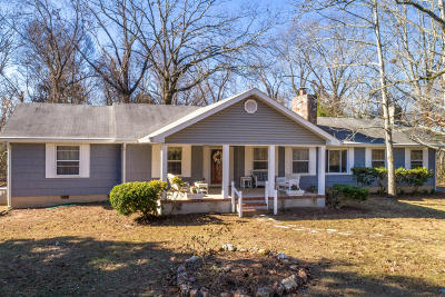 Hixson Single Family Home Contingent: 1924 Hidden Harbor Rd