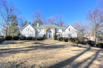 Chattanooga Single Family Home For Sale: 1041 River Hills Cir