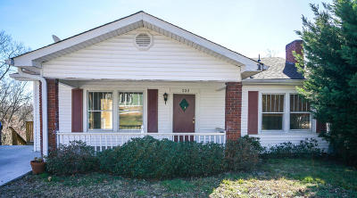 Chattanooga Single Family Home For Sale: 232 Jarnigan Ave