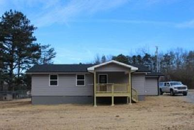 Whitwell Single Family Home For Sale: 149 Cove Tr