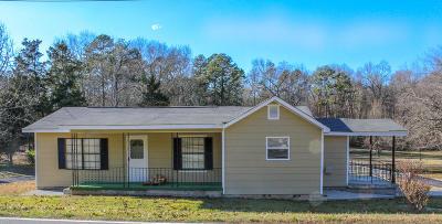 Hixson Single Family Home For Sale: 8611 Gann Rd