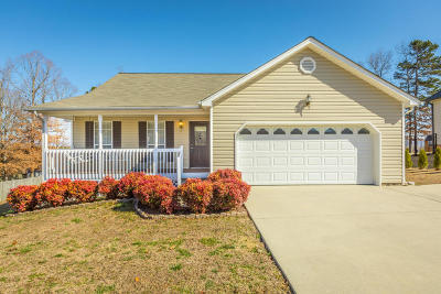 Ooltewah Single Family Home Contingent: 10326 Baker Boy Dr