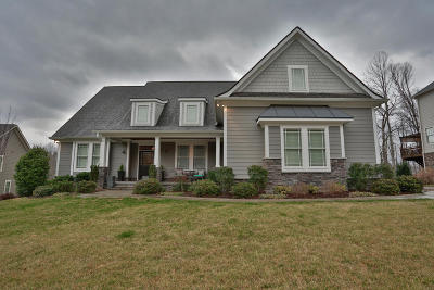 Chattanooga Single Family Home For Sale: 831 Dry Branch Ct