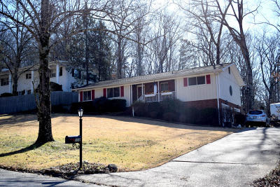 Chattanooga Single Family Home Contingent: 112 La Porte Dr