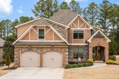Ooltewah Single Family Home For Sale: 8025 Hampton Cove Dr