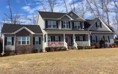 Cleveland Single Family Home For Sale: 528 NE Willow Creek Cove