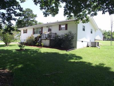 Whitwell Single Family Home For Sale: 257 Overlook Dr