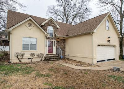 Chattanooga Single Family Home Contingent: 2531 Cedarton Ct