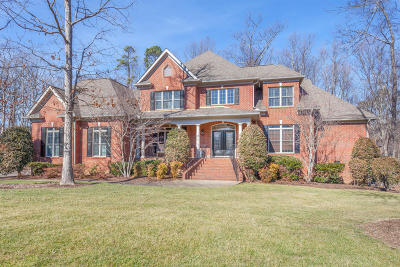 Signal Mountain Single Family Home For Sale: 403 Gentlemens Ridge
