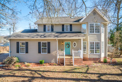 Chattanooga Single Family Home For Sale: 2430 Quail Nest Cir