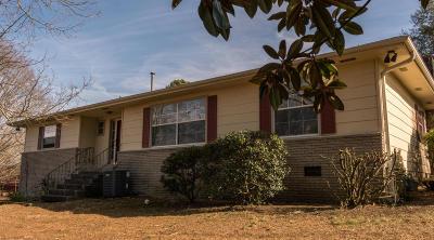 East Ridge Single Family Home Contingent: 1336 Blocker Ln